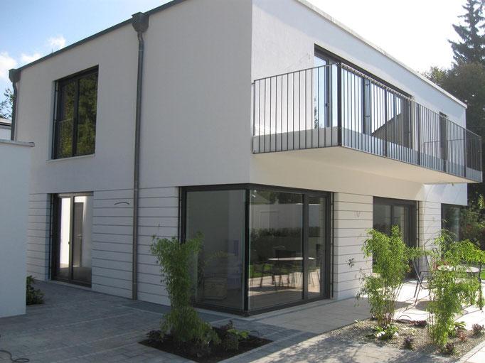 Architekten Einfamilienhaus, München Waldtrudering