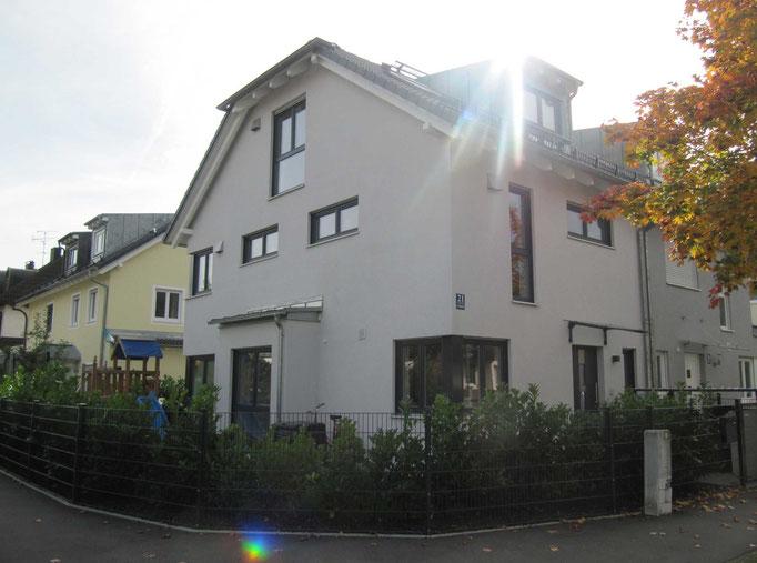 4 Doppelhaushälften, München Allach-Untermenzing