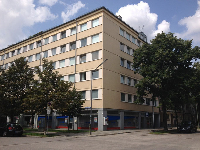 Büro, Parxis, Ladenfläche, 150m², München Obergiesing