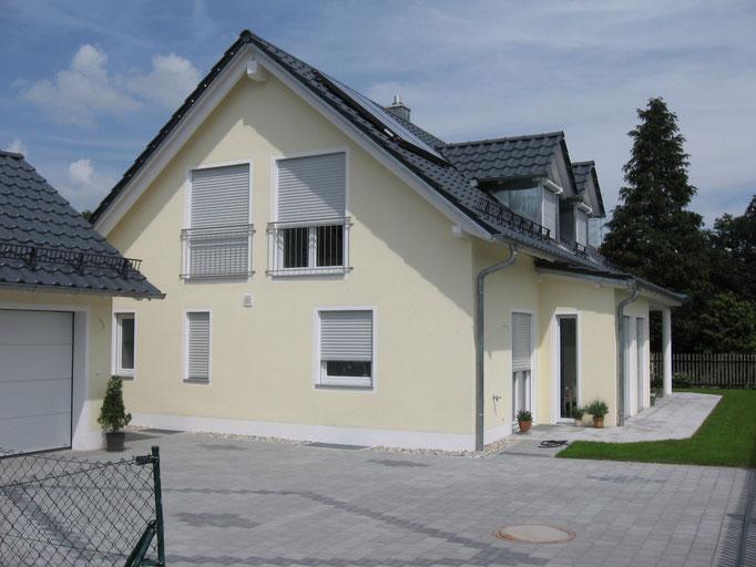 Freistehendes Einfamilienhaus, München Untermenzing
