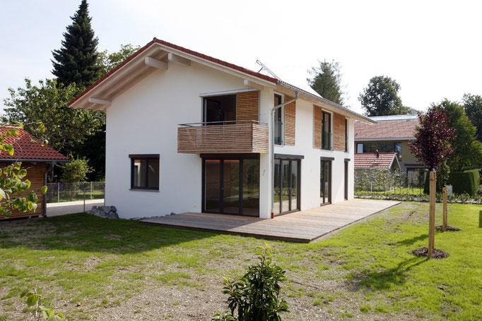 Einfamilienhaus Nähe Starnberger See