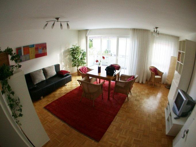 Möblierte 2-Zi Wohnung, München Großhadern