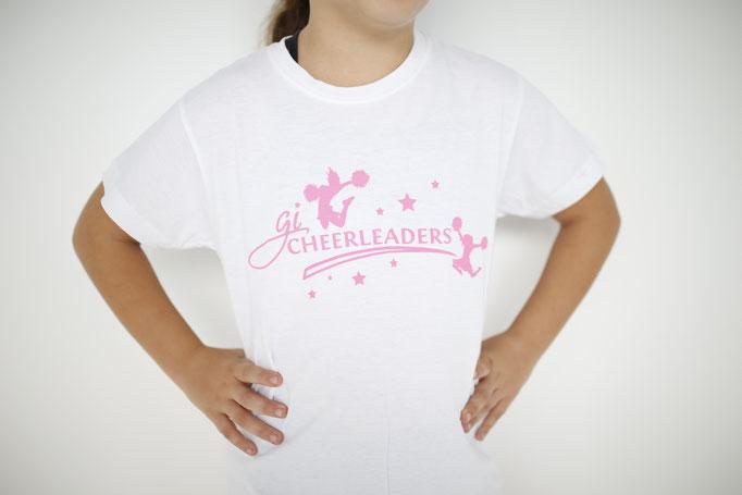 Samarreta Gi Cheerleaders