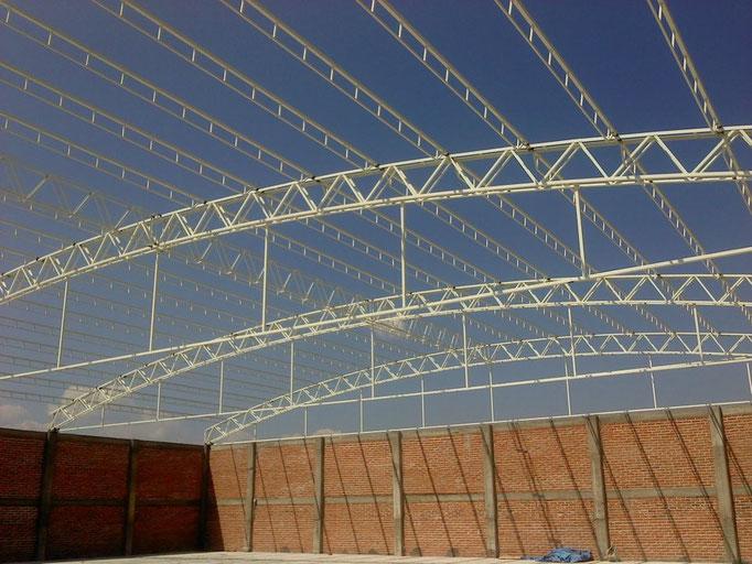 Estructuras Metálicas Para Bodegas Estructuras Metálicas