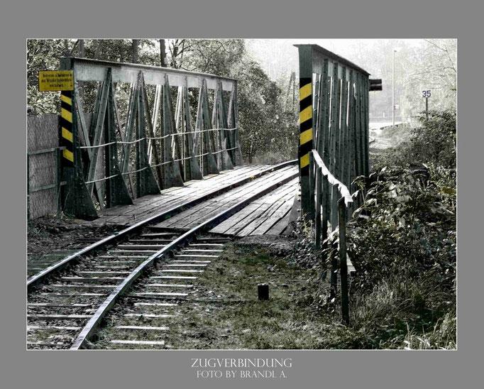 Eisenbahnbrücke der Steyrtalbahn in Rosenegg