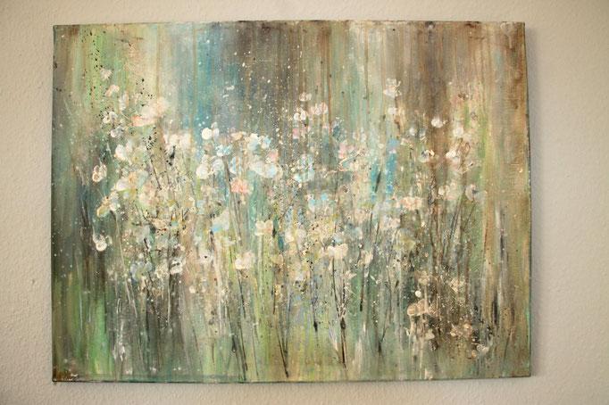 60 x 80 cm Acryl auf Leinwand