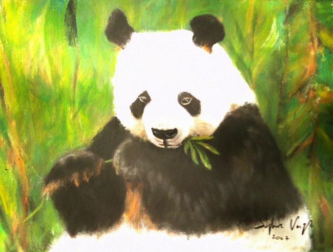 Panda - 30x40 - 2006