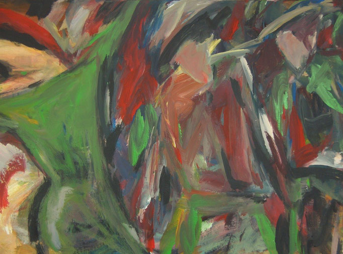 Admirable gracieuse - 70x100- 2009