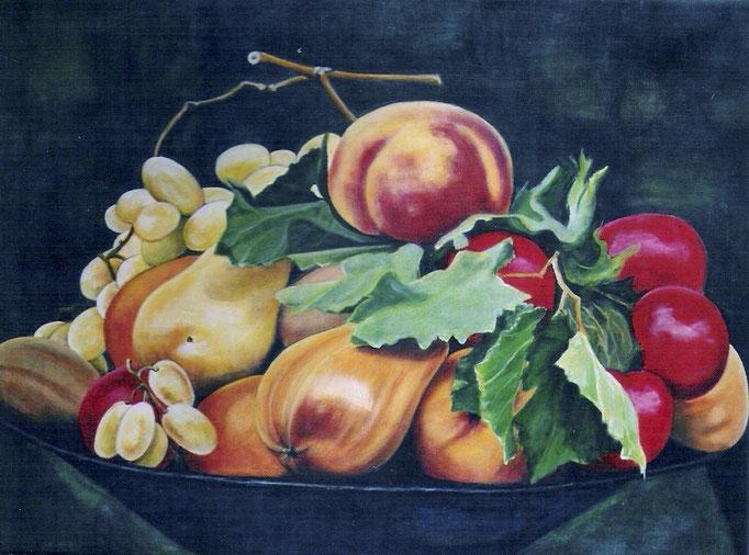 Coupe de Fruits -50x60 - 2005