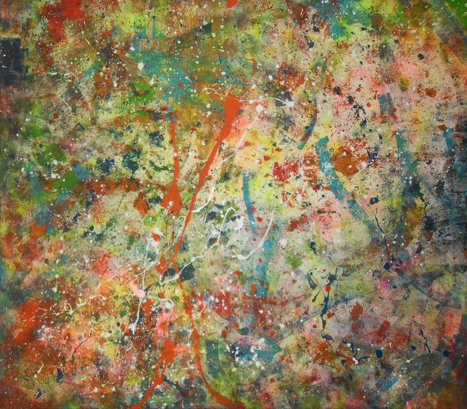 Explosive - 180x160 - 2014