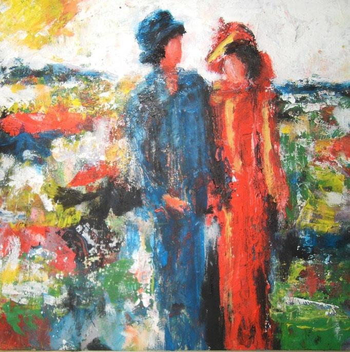 Couple 30x30 2012