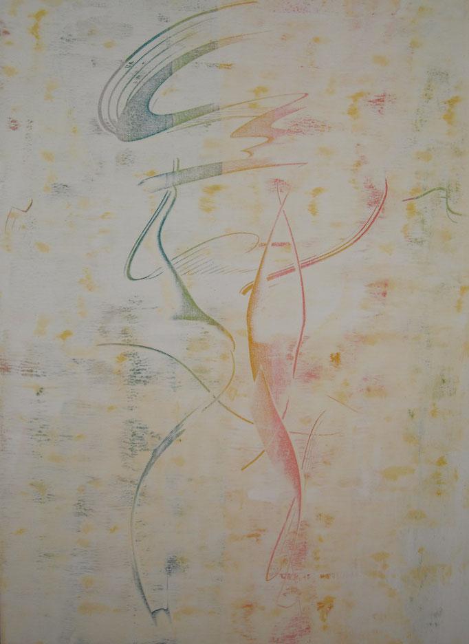 Silhouette filigrane - 80x60 - 2012