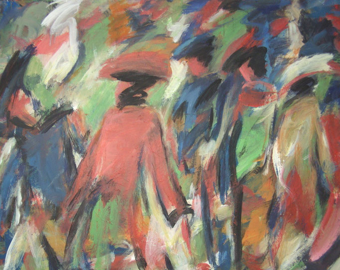 Regards courtois - 80x100 - 2009