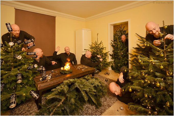 O TANNENBAUM! - bzw. Advent, Advent, das Kränzlein brennt