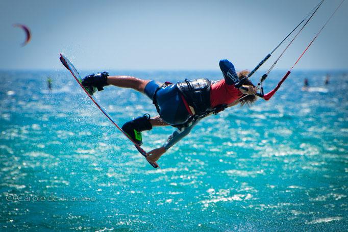 kitesurf lernen Tarifa