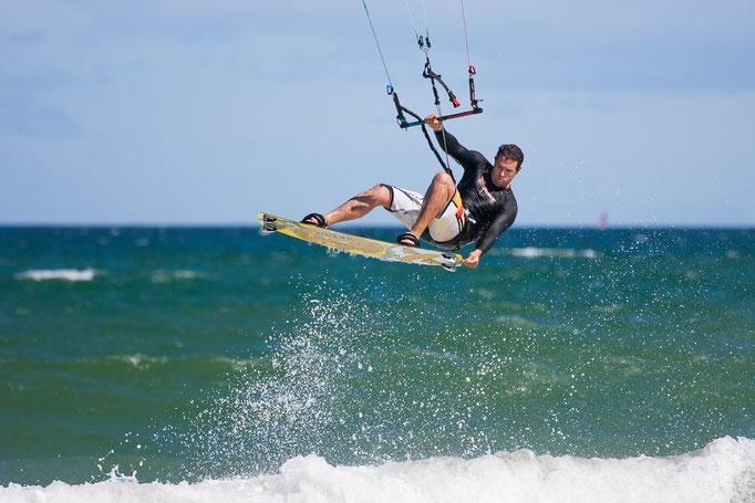 Lernen kitesurfen Tarifa
