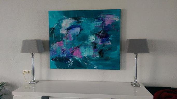'Turquoise Splash'