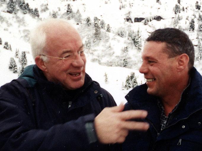 HERWIG VAN STAA, Landtagspräsident Tirol