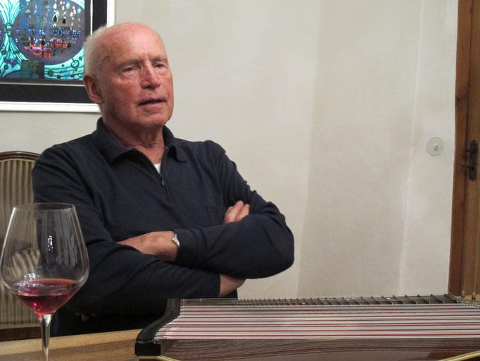 PETER MOSER, Ausnahmetalent und Vollblutmusiker