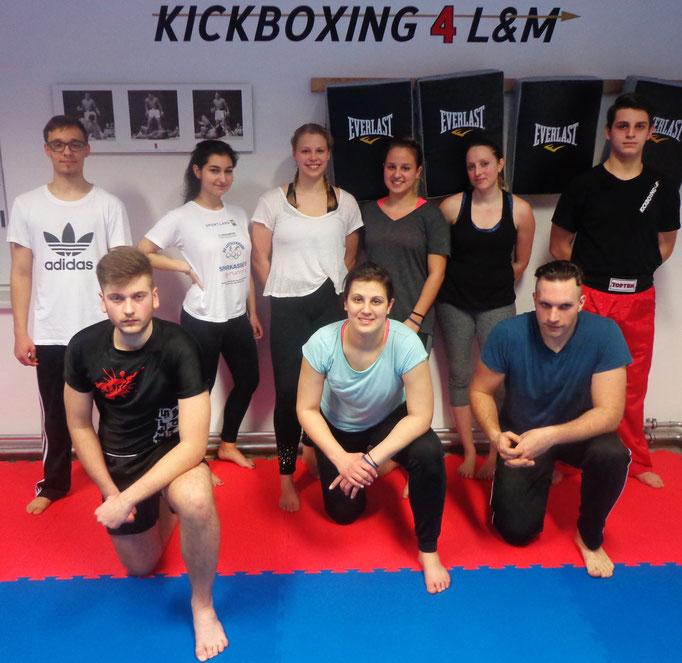 Kickboxen Training Wiener Neustadt Kickboxing 4 L&M