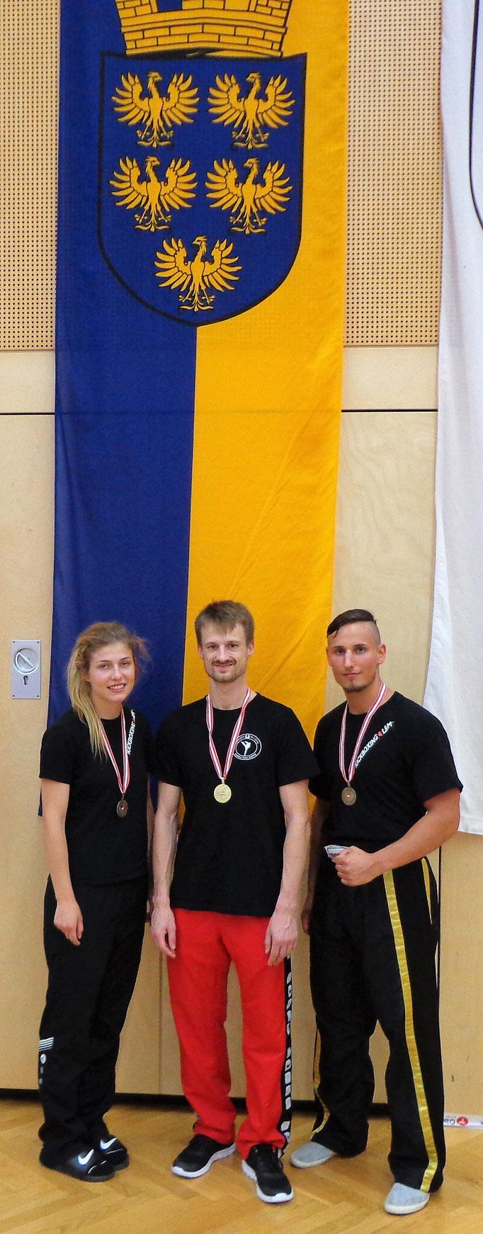 Kickboxen Wettkampf Wiener Neustadt Kickboxing 4 L&M Staatsmeisterschaft