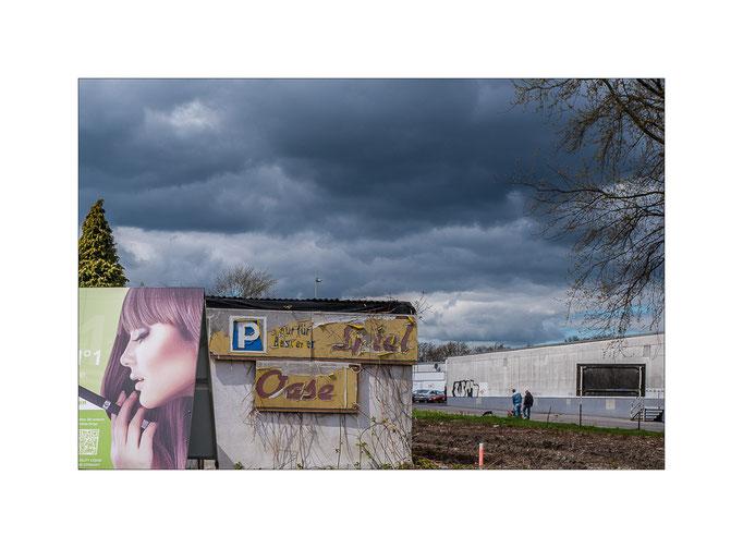 Recklinghausen, 2016  © Volker Jansen
