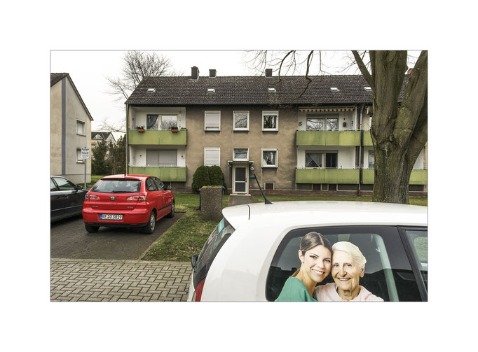 Recklinghausen, 2017 © Volker Jansen