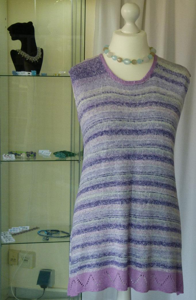 Top Modell: SuZi's Wollwerkstatt Material: Sugar Lana Gatto