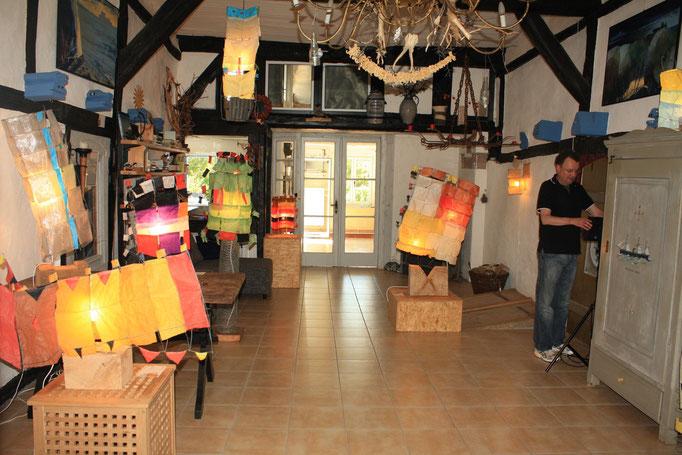 """Bildergalerie """"Kunst OFFEN 2012"""""""