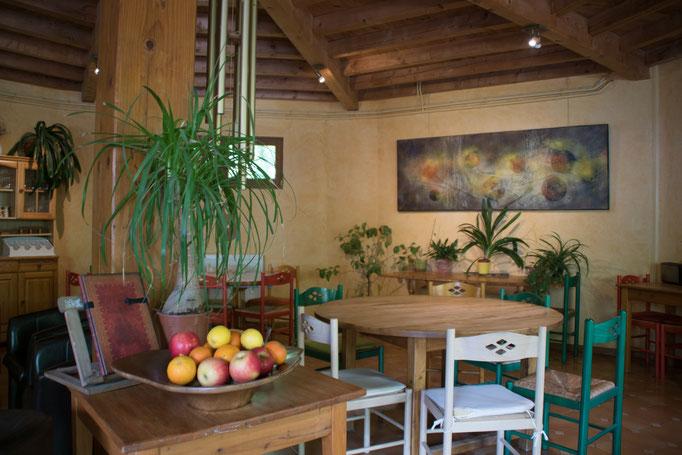 Restaurant Terre de Jor propose une cuisine biologique