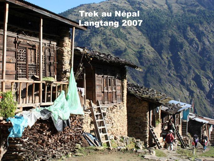 Trek au Népal -Langtang 2007