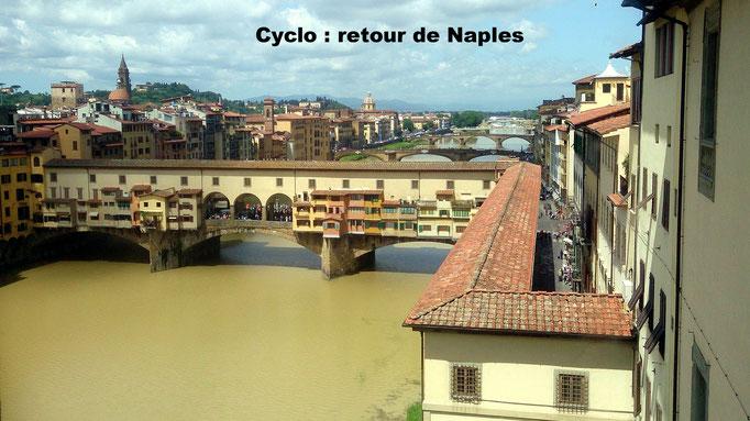 Cyclo : retour de Naples