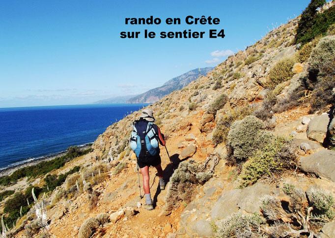 Rando en Crête (sentier E4)