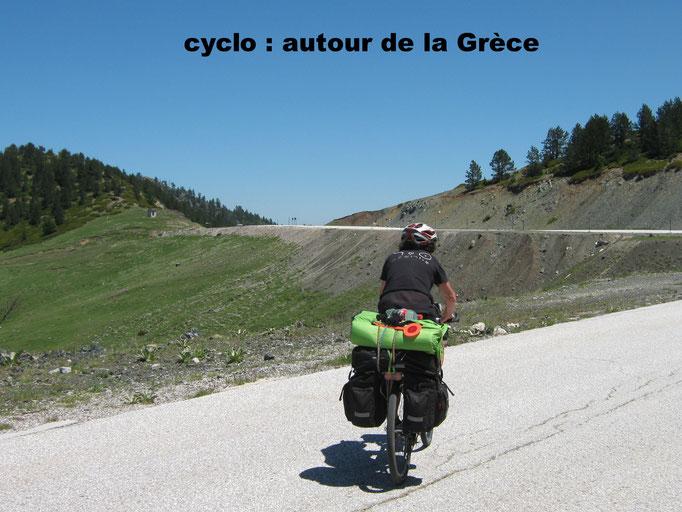 """Cyclo : un """"tour de Grèce"""""""