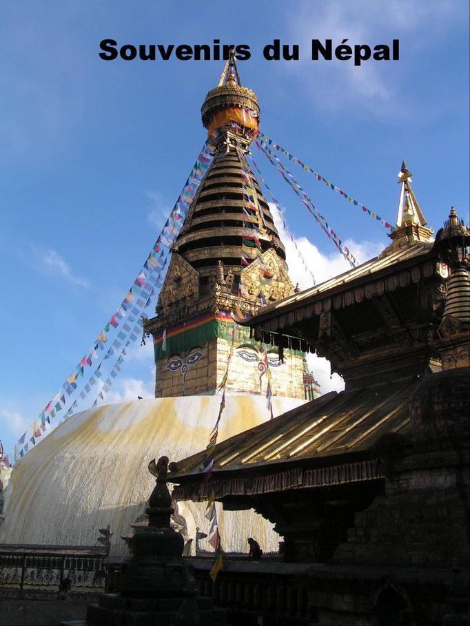 Souvenir du Népal