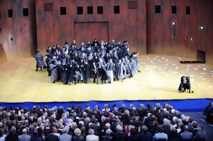 Camille Saint-Saëns: Samson et Dalila (4. St. Galler Festspiele 2009)