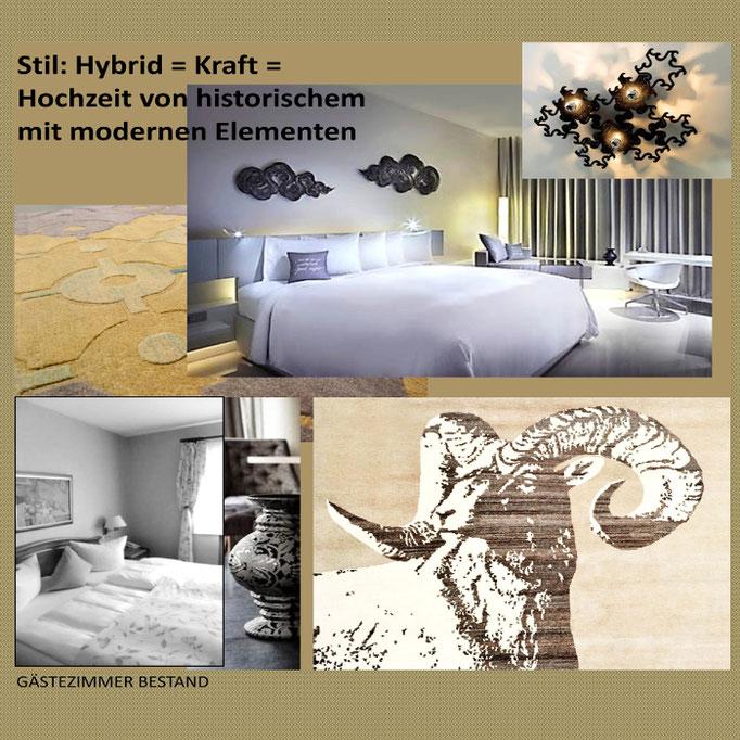 """#Hotelzimmer """"Hybrid"""", #Interior Design"""