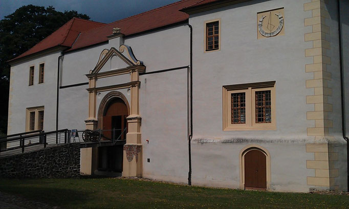 Schloss und Festung Senftenberg