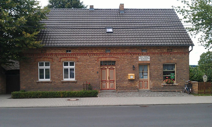 "Strittmatters ""Der Laden"" in Bohsdorf"