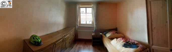 Schlafzimmer für ein Kleines