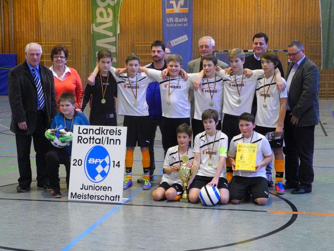 Landkreis Rottal-Inn Junioren Meisterschaft
