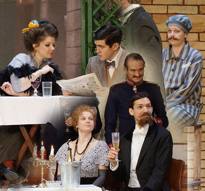 Der Hauptmann von Köpenick - Gloria Theater