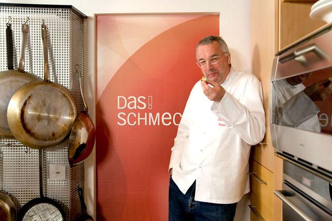 Rainer Sass Ndr Fernsehkoch Rainer Sass Der Ndr Fernsehkoch