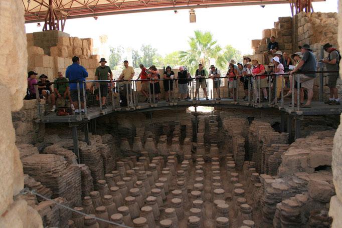 Thermes romains Beth Shean