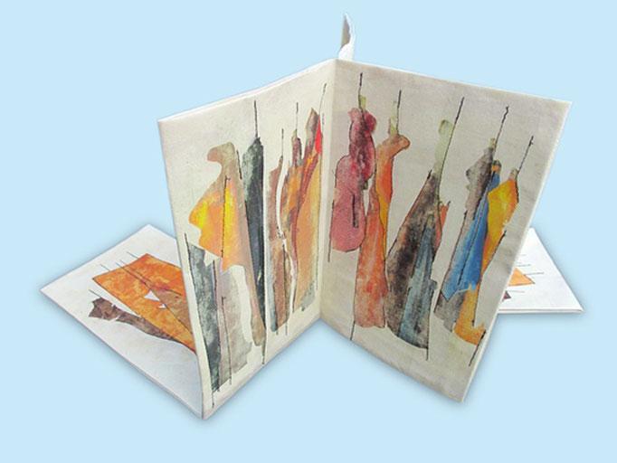flexibel boek  thema Open-Dicht