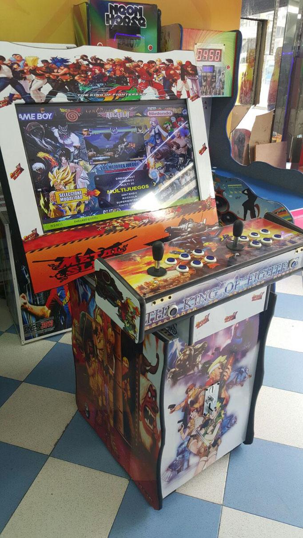 videojuegos, arcade neo geo, venta de maquinas arcade multijuegos