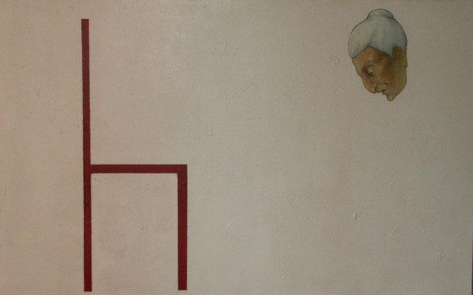 """""""sans titre"""", 116x73, acrylique sur toile ©"""