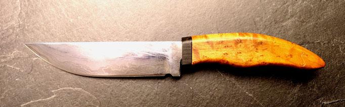 handgeschmiedetes Damastmesser TS-4