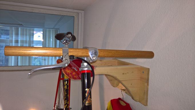 Holzlenker für Fixies