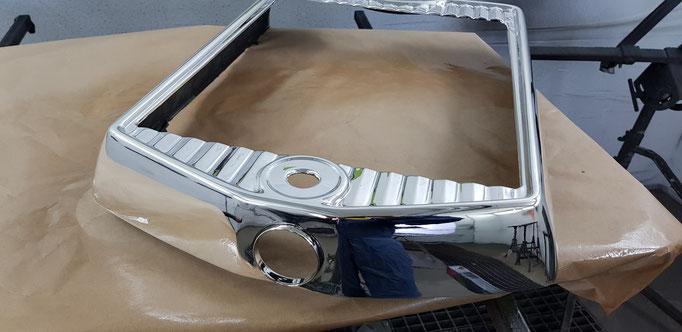 chrome,machine à chromer ,chromage  ,sprayonchrome , chrome par pulvérisation ,argent ,métallisation ,